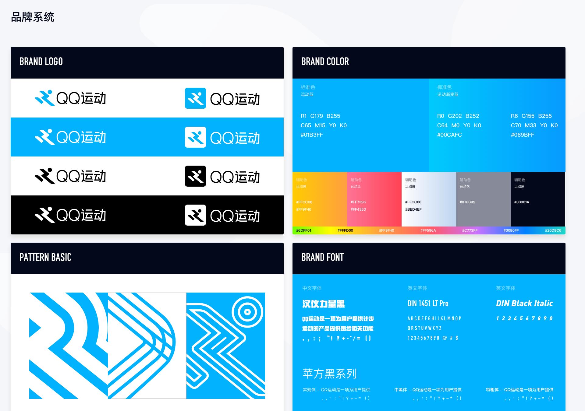 设计驱动|QQ运动体验升级