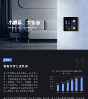 讯飞屏发AIot设计-小屏幕,大智慧