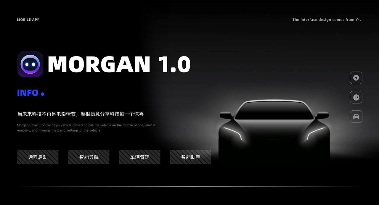 Morgan 1.0-Smart Car
